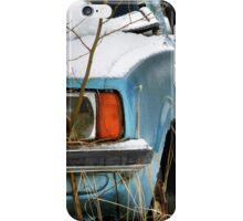 5.3.2015: Abandoned Car II iPhone Case/Skin