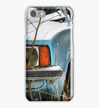 5.3.2015: Abandoned Car II iPhone Case/Skin
