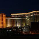 Las  Vegas by Night by Anne-Marie Bokslag