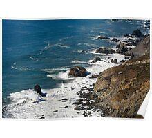 Muir Beach Poster