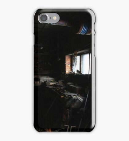 5.3.2015: Abandoned Workshop iPhone Case/Skin