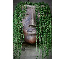 Living sculpture 1 Photographic Print