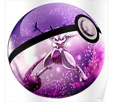 Mewtwo Poster