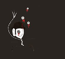 Red Eye by TragicRabbit