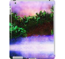 Pond at Sunset iPad Case/Skin