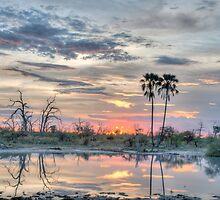 Delta Sunset by PaoloSlaviero