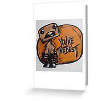 Mugshots: Dudley Greeting Card
