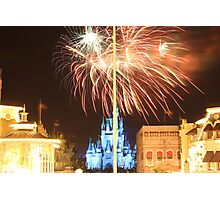 Wishes Photographic Print