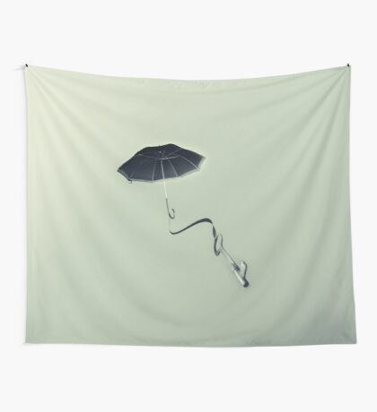 Hope Floats Away Wall Tapestry