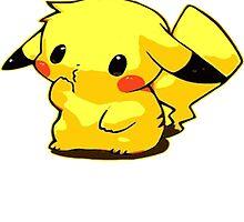 Pikachu Loves You by rewydo