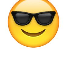 Sunglasses Emoji by logancase