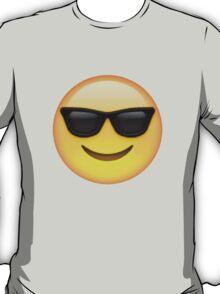 Sunglasses Emoji T-Shirt