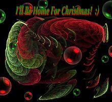 Christmas Elephant by Ruth Kauffman