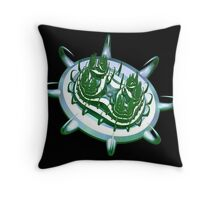 Incendia -- Land of The Claws Throw Pillow