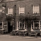Pub in Windsor by Sergey Galagan