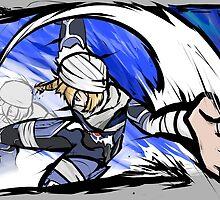 Sheik | Hatchet by ishmam