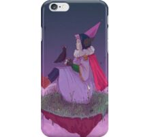 space witch iPhone Case/Skin