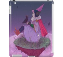 space witch iPad Case/Skin