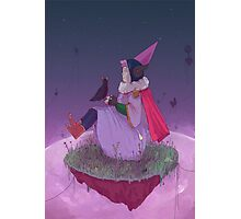 space witch Photographic Print