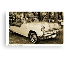 The Pontiac Canvas Print