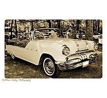 The Pontiac Photographic Print
