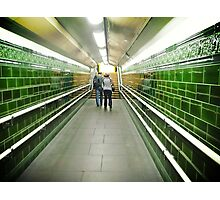 regents park tube station Photographic Print