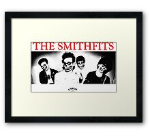 The SmithFits Framed Print