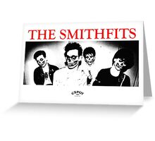 The SmithFits Greeting Card