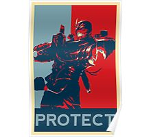 Shen - League of Legends Poster