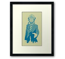 Come To Our Aid Framed Print