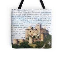 El Castillo De Loarre Tote Bag