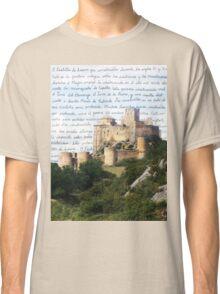 El Castillo De Loarre Classic T-Shirt