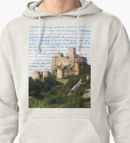 El Castillo De Loarre Pullover Hoodie