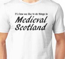 Medieval Scotland (B) Unisex T-Shirt