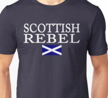 Scottish Rebel Flag Unisex T-Shirt