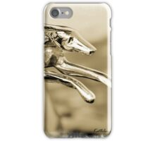 Off to the Races iPhone Case/Skin