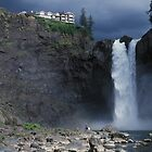 Snoqualmie Falls by leksele