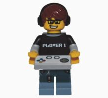 LEGO Gamer Kids Clothes