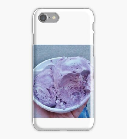 Maine Blueberry - New York iPhone Case/Skin