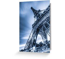 Eiffel Tower 4 Greeting Card