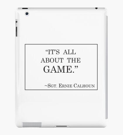 VGHS Calhoun's Motto iPad Case/Skin