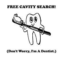 Dentist Cavity Search by TheBestStore