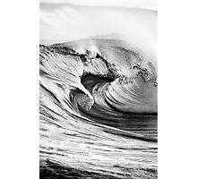sloppy wave Photographic Print