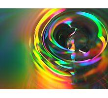 Drop of Colour Photographic Print