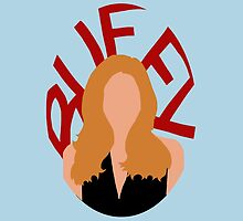 Buffy Silhouette  by OliveTreeHouse