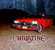 Christine - from the mind of horror writer stephen King by ALIANATOR