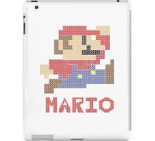 Pixel Mario iPad Case/Skin