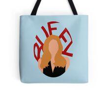 Buffy Silhouette  Tote Bag