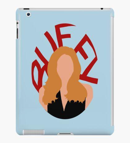 Buffy Silhouette  iPad Case/Skin