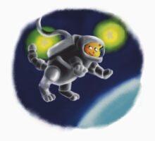 Astronaut cat Kids Tee